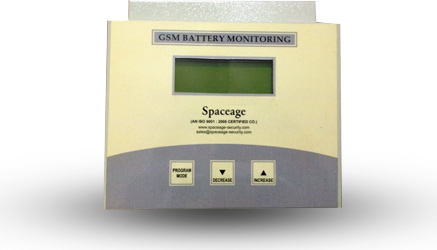 battery bank monitoring system