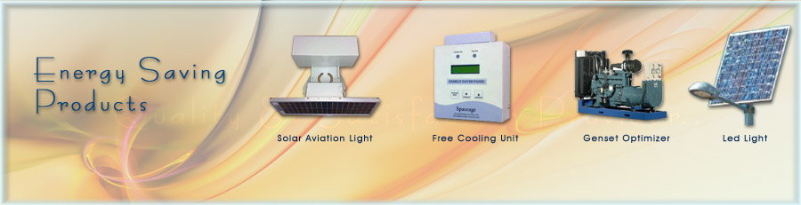 Innovative products that reduces energy consumption